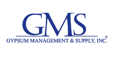 GMS Gypsum Management Supply logo
