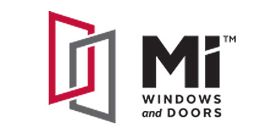 MI Windows and Doors logo