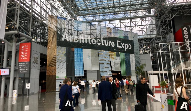 AIA at the Javits Center, NYC