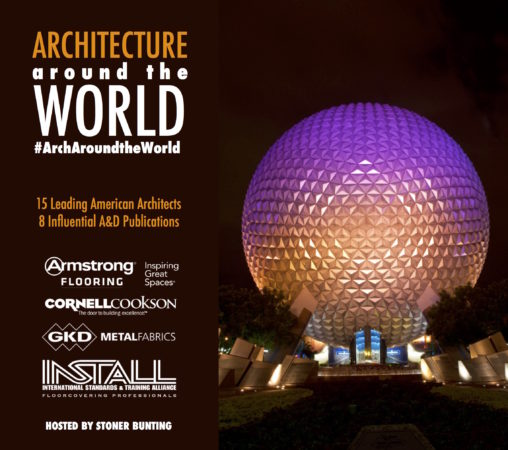 Architectura Around the World Graphic