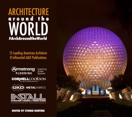 Architecture Around the World Influencer Event