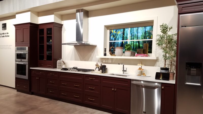 LG Appliance Signature Kitchen