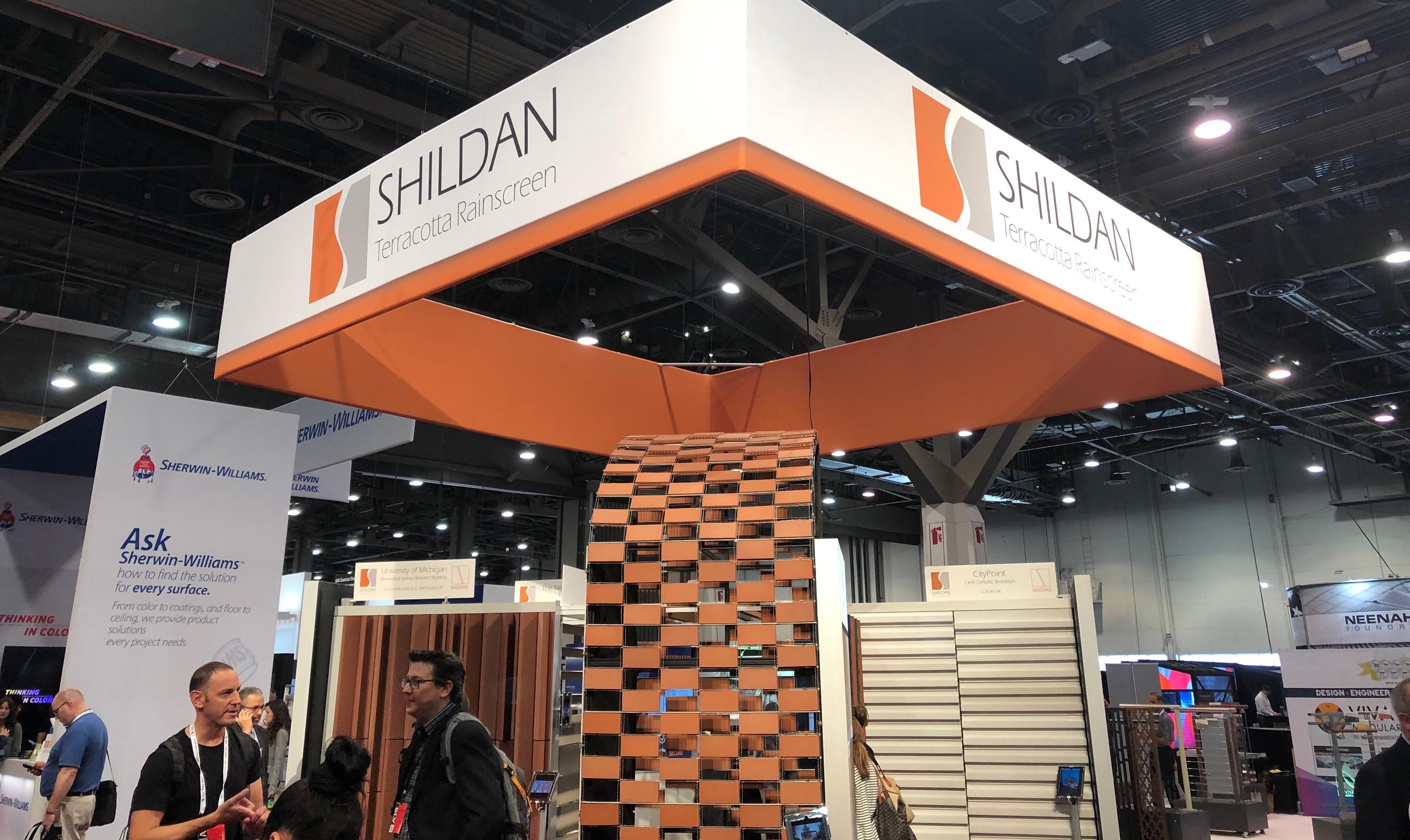 Shildan Booth