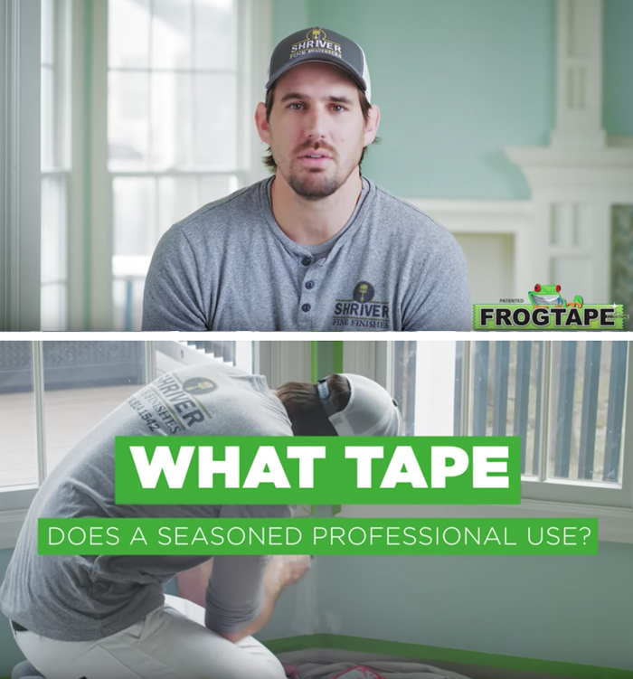 FrogTape Pro Contractor Video