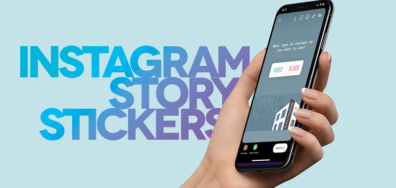 The best Instagram Story stickers for your business