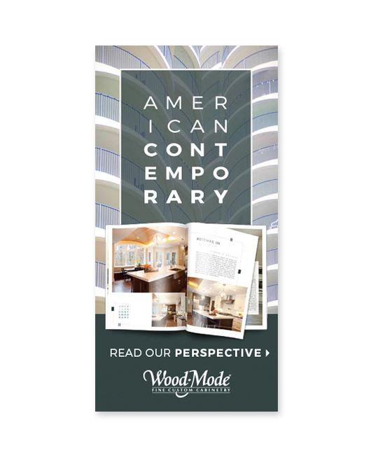 Wood-Mode American Contemporary Promo Image